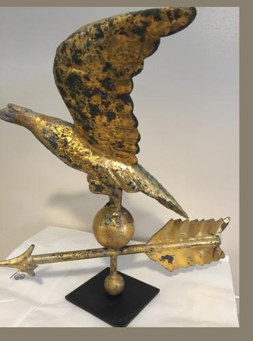 American Eagle Weathervane